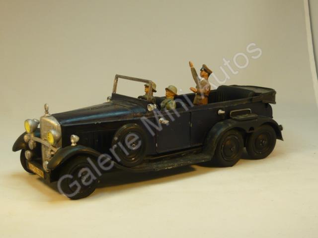 Benz Hitler 4 Personnages Avec G ElastolinMercedes 3 XiTOPZulwk